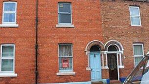 Colville Street, Denton Holme, Carlisle