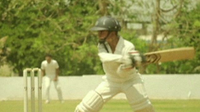 Cricketer in Kai Po Che