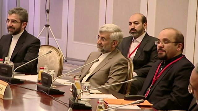 Chief negotiator Saeed Jalili