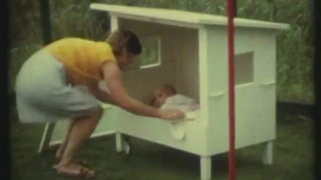 A Dutch &#039;babyhouse&#039;