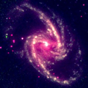 Galaxy NGC 1365