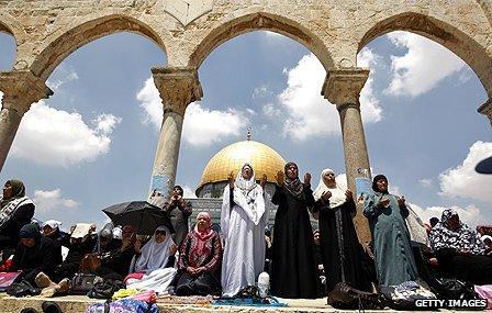Jerusalem's Al-Aqsa mosque