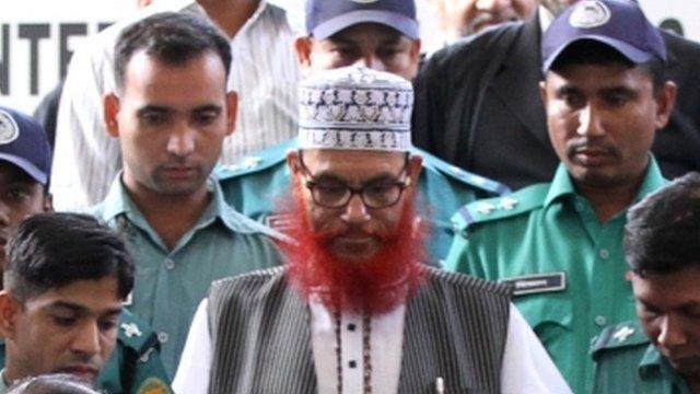 Delwar Hossain Sayeedi