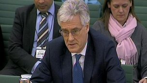 Lord Turner at Parliamentary Commission on Banking Standards