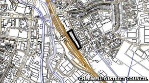 Banbury car park plans