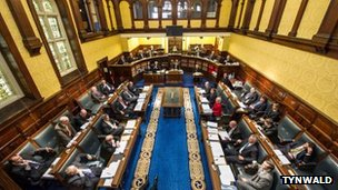 Tynwald Chamber