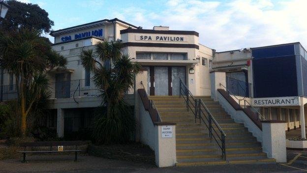 Spa Pavilion, Felixstowe