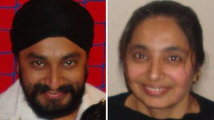 Kulwant Singh and Ravel Kaur
