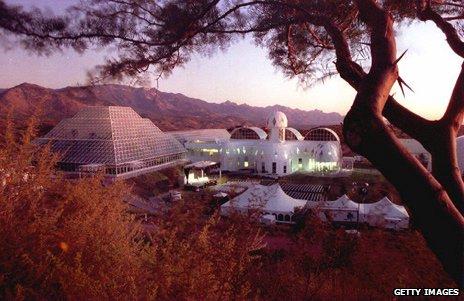 Biosphere 2 facility
