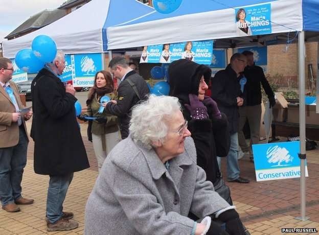 Conservative stall