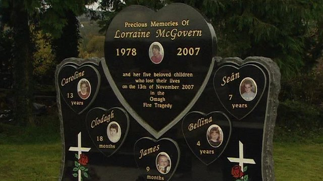 Family gravestone