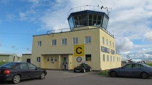 Cotswold Airport, Kemble