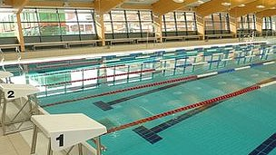 new £6.3m swimming pool in Bridgwater