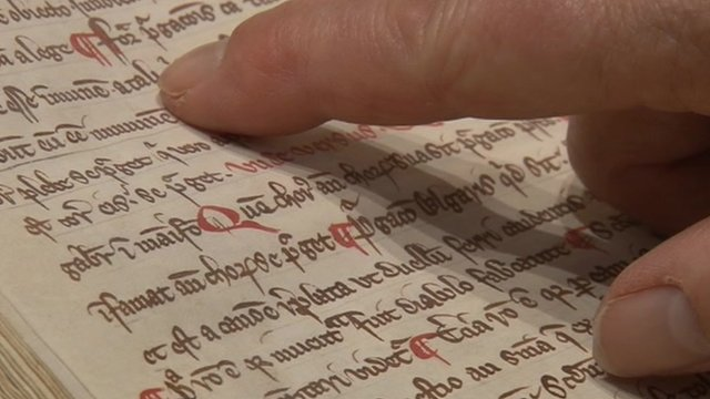 Reading Abbey documents