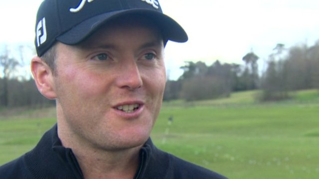 Michael Hoey will be event ambassador at the Northern Ireland Open Challenge at Galgorm Castle