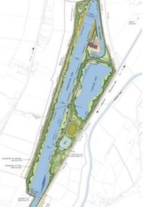 Plans for Cambridge water sports park