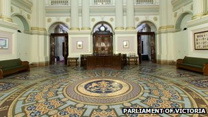 State Parliament of Victoria