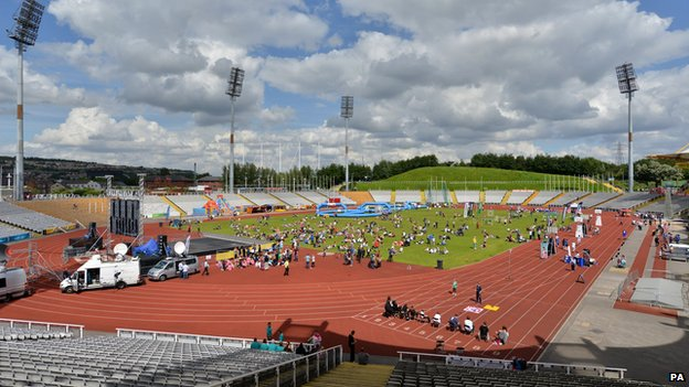 Don Valley Stadium in Sheffield to close
