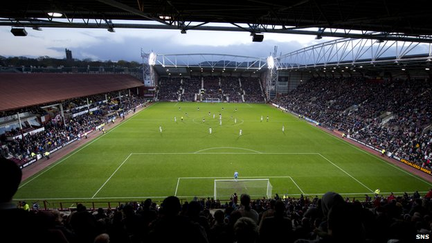 Tynecastle Stadium