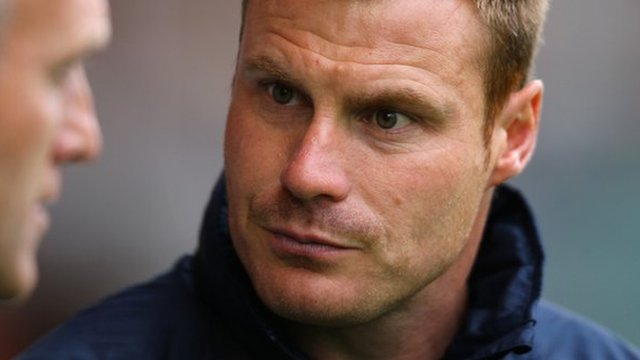 Barnsley boss David Flitcroft