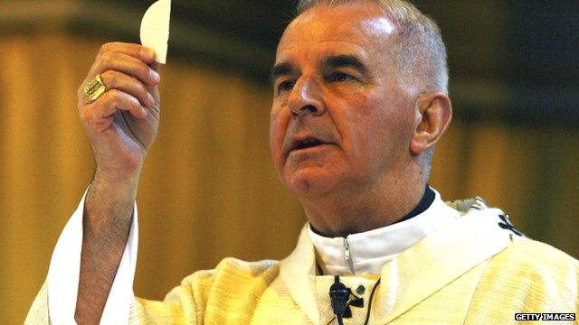 "Cardinal Keith O""Brien"