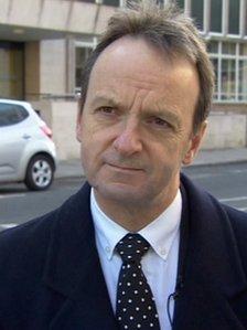 Prof Terence Stephenson