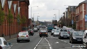 Ormeau Road