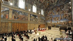 Sistine chapel