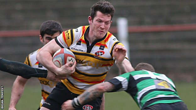 Cornish Pirates vs Leeds
