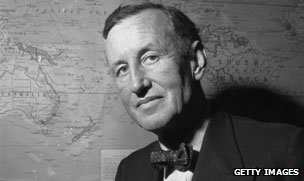 Ian Fleming in 1950s