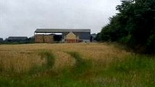 The farm at Stapleford Tawney