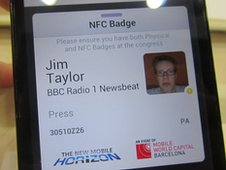 NFC phone