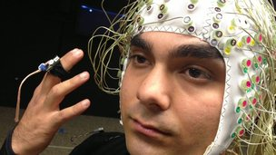 Researcher demonstrates brain-modeling technology