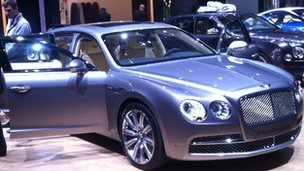 Flying Spur