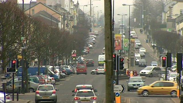 Street in Mid Ulster