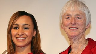Jessica Ennis & Baroness Campbell