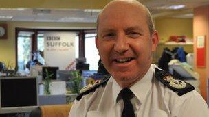 Chief Constable Douglas Paxton