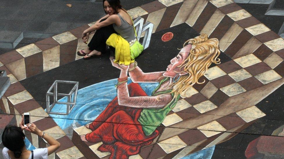 World of Illusion by Ruben Poncia