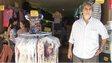 Brazilian shopkeeper Nelson Assemany