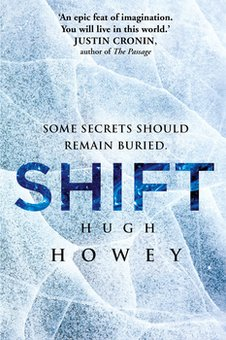 Shift book jacket