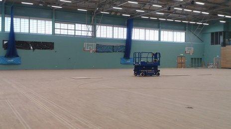 Worcester Arena