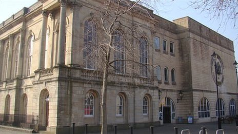 The Dylan Thomas Centre in Swansea