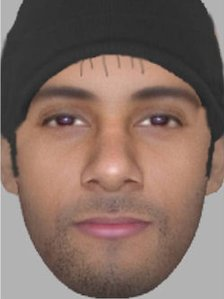 E-fit of man wanted for sexual assault in Newbury