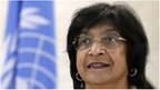 Navi Pillay (22 February 2013)