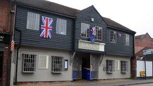 Darcy restaurant