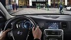 Volvo unveils cyclist alert system