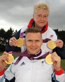 Jenny Archer and David Weir