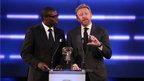 Boris Becker at Bafta Games awards