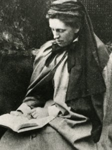 Mary Lily Walker reading