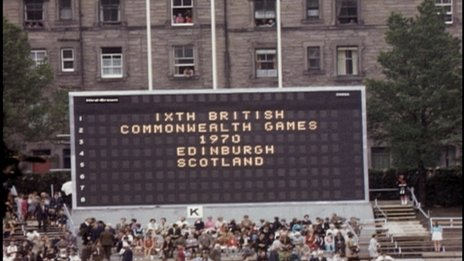 The 1970 games did not encounter the financial problems of the later event